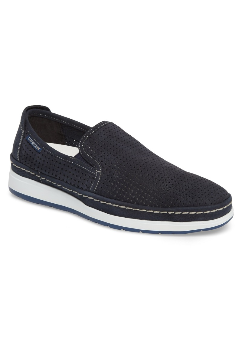 Mephisto Hadrian Perforated Slip-On (Men)
