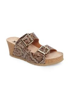 Mephisto Lenia Wedge Sandal (Women)