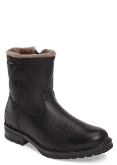 Mephisto Leonardo Genuine Shearling Lined Boot (Men)