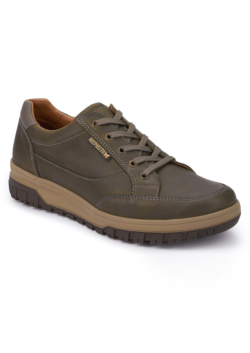 Mephisto 'Paco' Waterproof Walking Sneaker (Men)