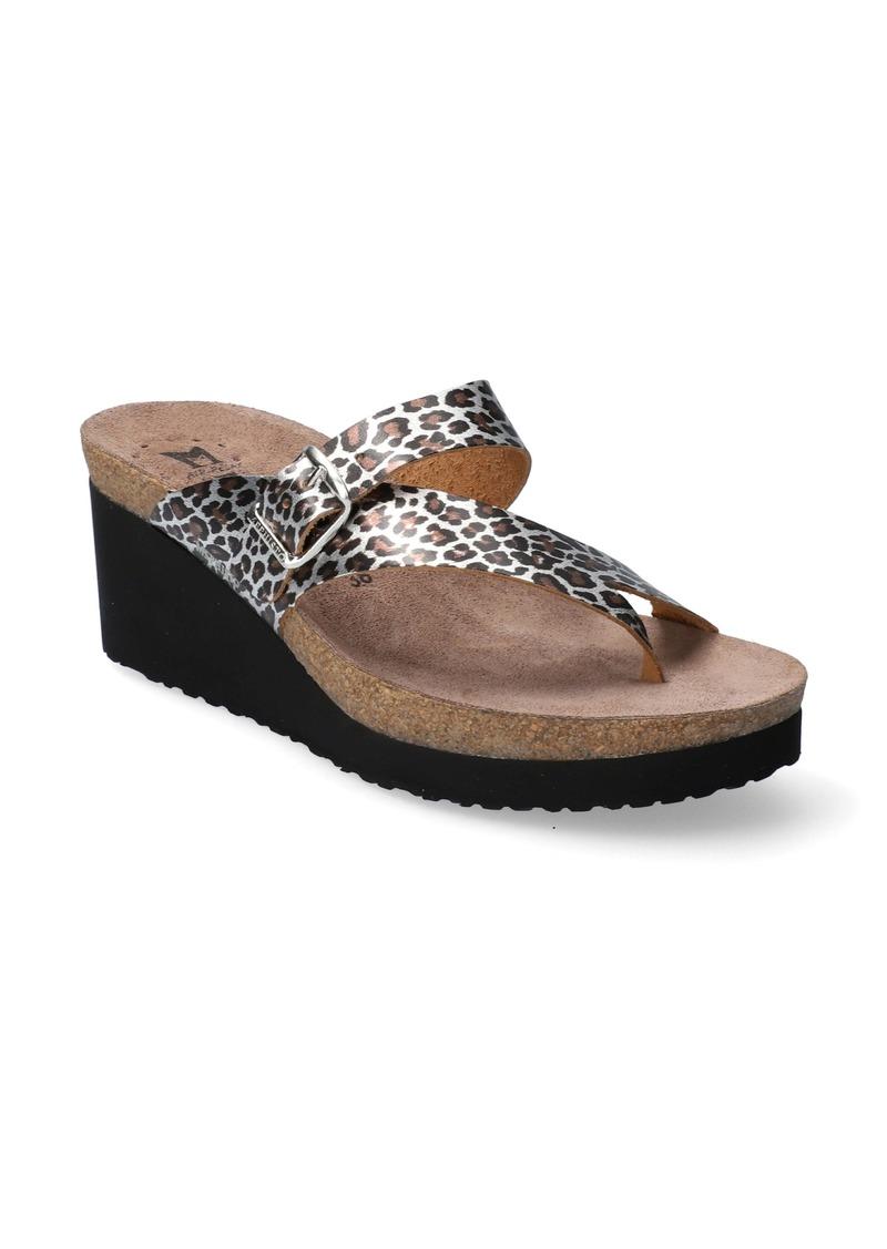 Mephisto Tyfanie Wedge Slide Sandal (Women)