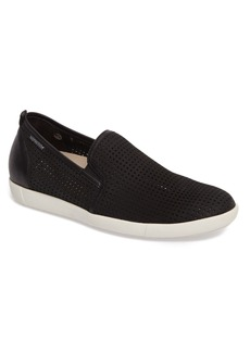 Mephisto 'Ulrich' Perforated Leather Slip-On (Men)