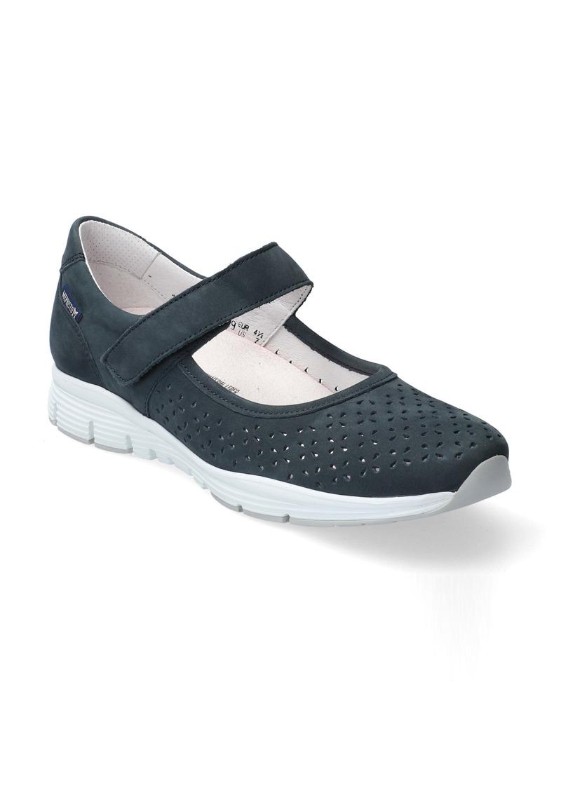 Mephisto Yelina Perforated Mary Jane Sneaker (Women)