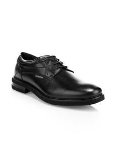 Mephisto Olivio Lace-Up Leather Dress Shoes