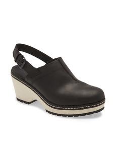 Merrell Halendi Leather Clog