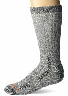 Men's Merrell Wool Blend Heavyweight Hiker Crew Socks 1 Pair   (MEA33543C1U4001)