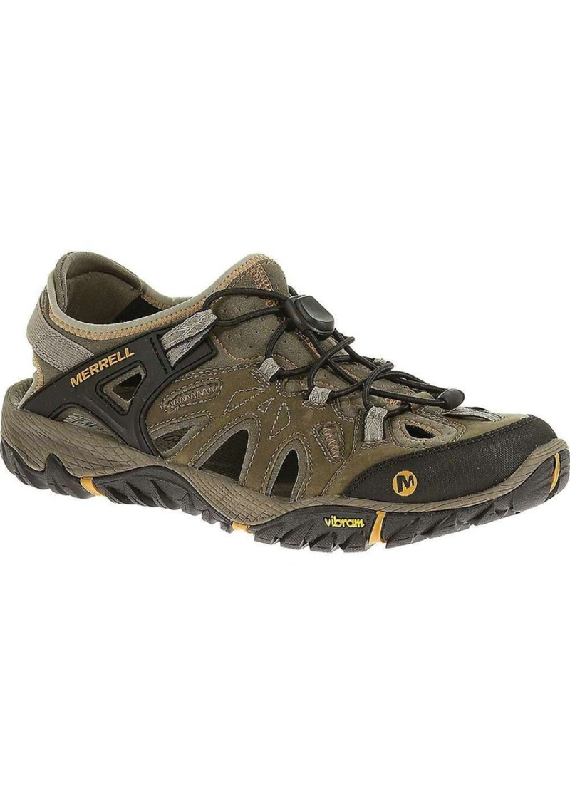 Merrell Men's All Out Blaze Sieve Shoe