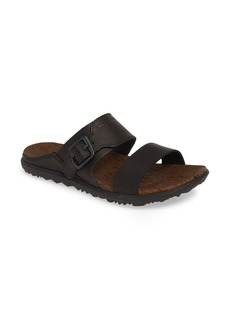 Merrell Around Town Luxe Buckle Slide Sandal (Women)