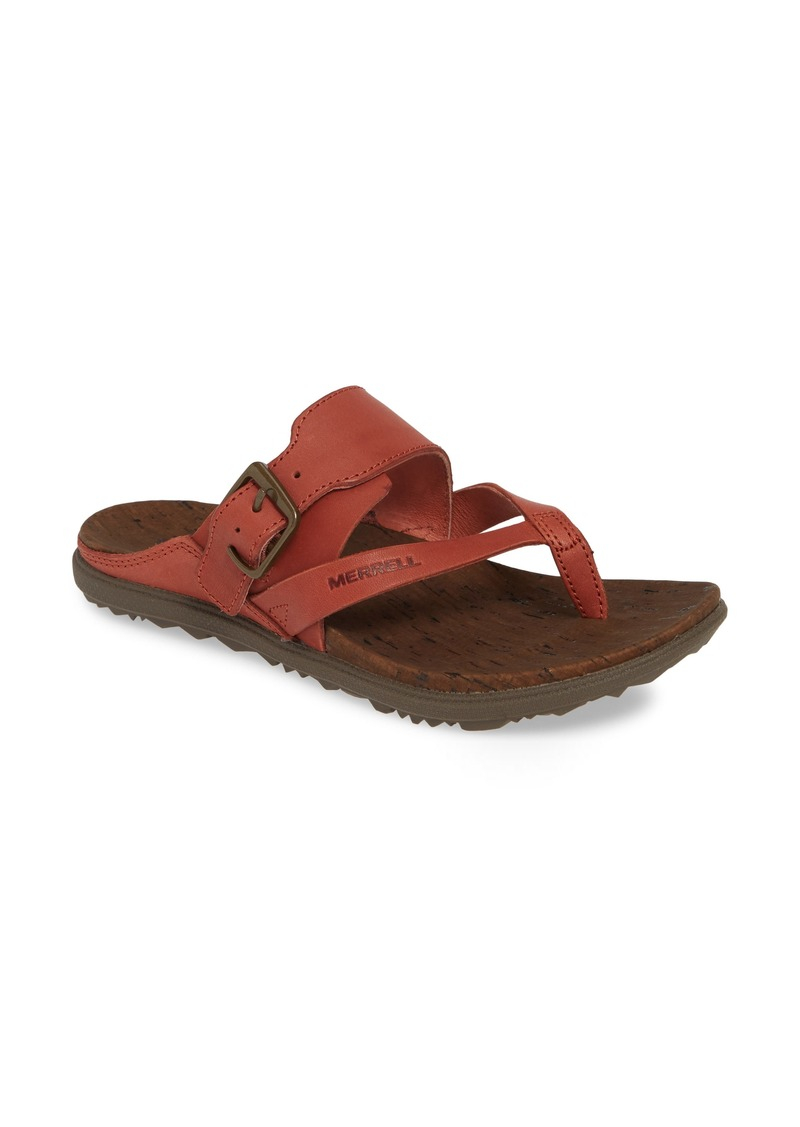 Merrell Around Town Luxe Flip Flop (Women)