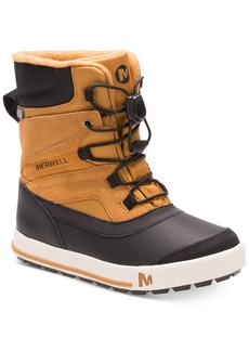 Merrell Big Boys Snow Bank 2.0 Waterproof Boots