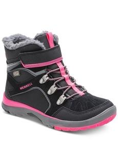 Merrell Big Girls Moab Polar Dry Select Boots