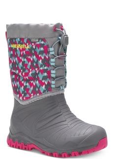 Merrell Big Girls Snow Quest Lite Boots