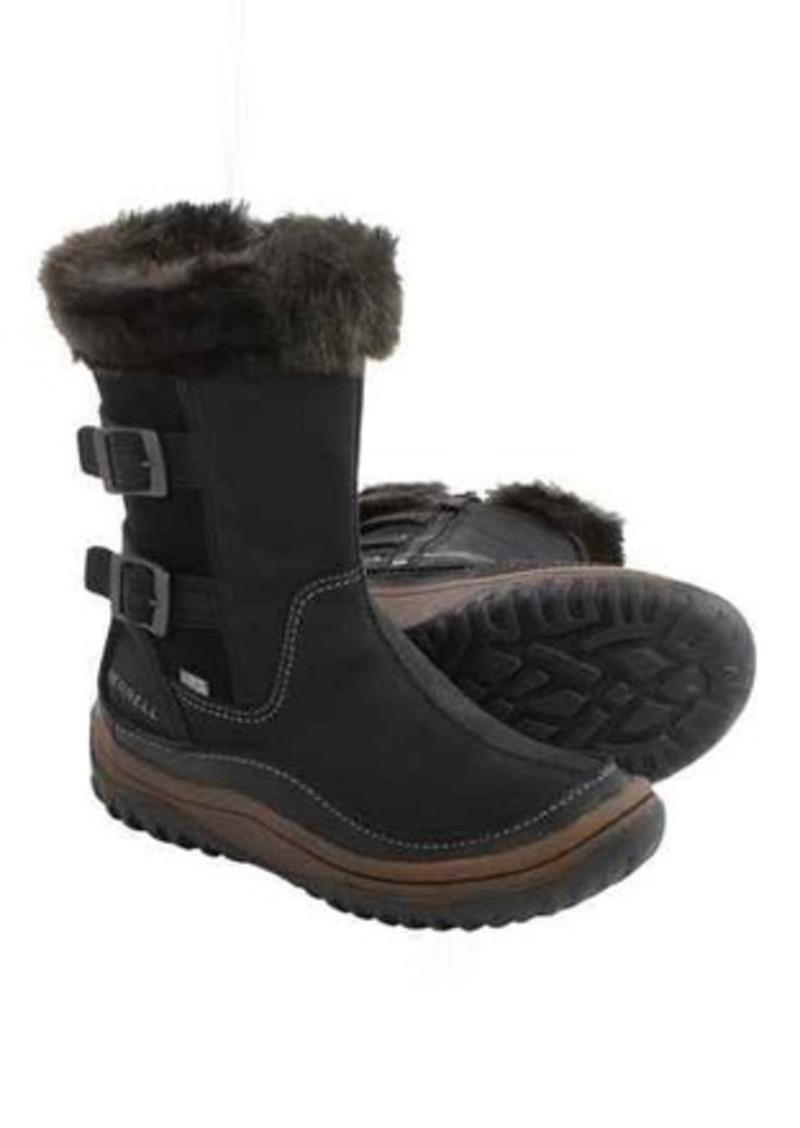 7017907c5efda Merrell Decora Chant Winter Boots Waterproof Insulated. Women S Merrell  Nikita ...