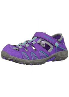 Merrell Girls' Hydro H2O Hiker Sandal Sport Purple-MC