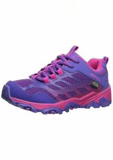 Merrell Girls' Moab FST Low WTRPF Hiking Shoe  05.5 W US Big Kid