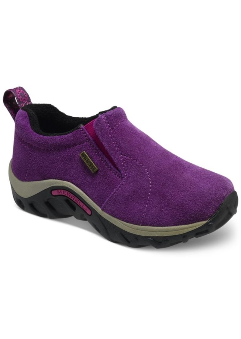 Merrell Girls' or Little Girls' or Toddler Girls' Jungle Moc Shoes