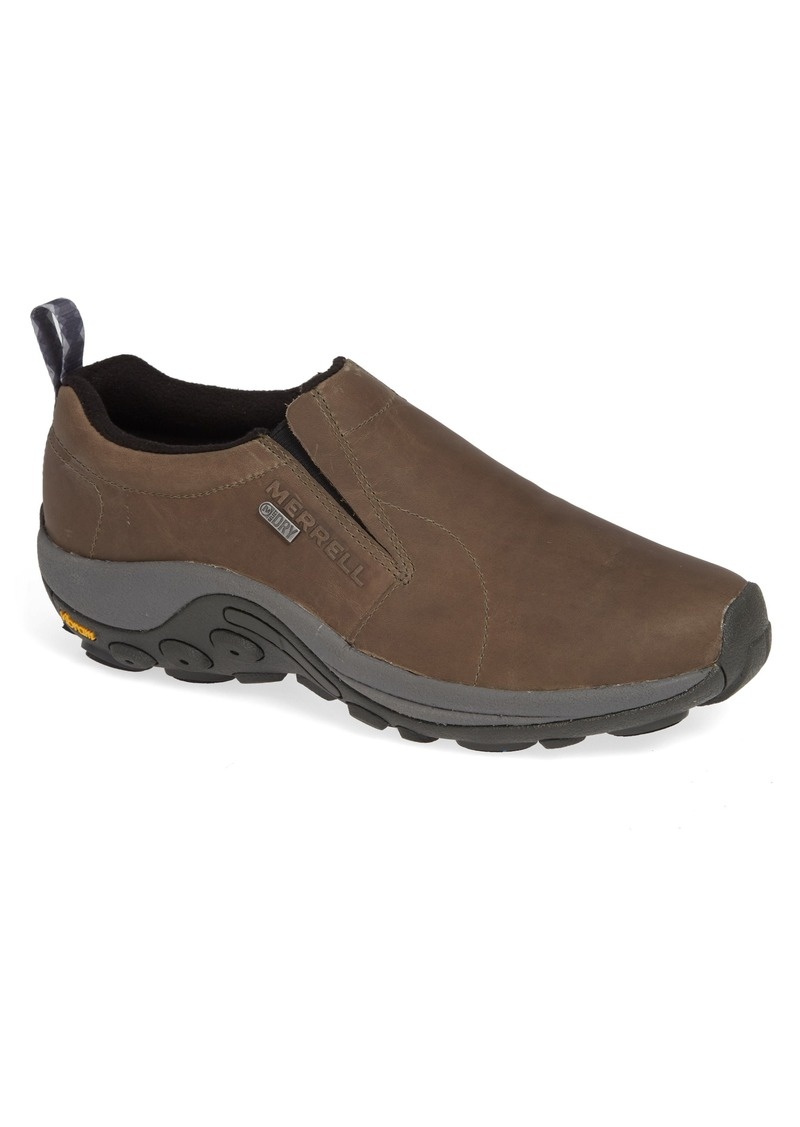Merrell Jungle Moc Waterproof Ice+ Sneaker (Men)