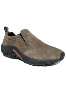 Merrell Jungle Suede Moc Slip-On Shoes Men's Shoes