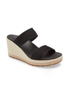 Merrell Kaiteri Wedge Slide Sandal (Women)