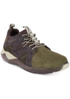 Merrell Men's 1Six8 Lace Leather Sneakers Men's Shoes