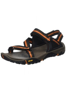 Merrell Men's All Out Blaze Web Hiking Shoe   M US