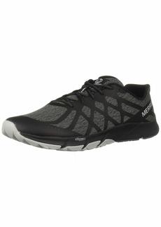 Merrell Men's Bare Access Flex 2 Sneaker black 0 M US