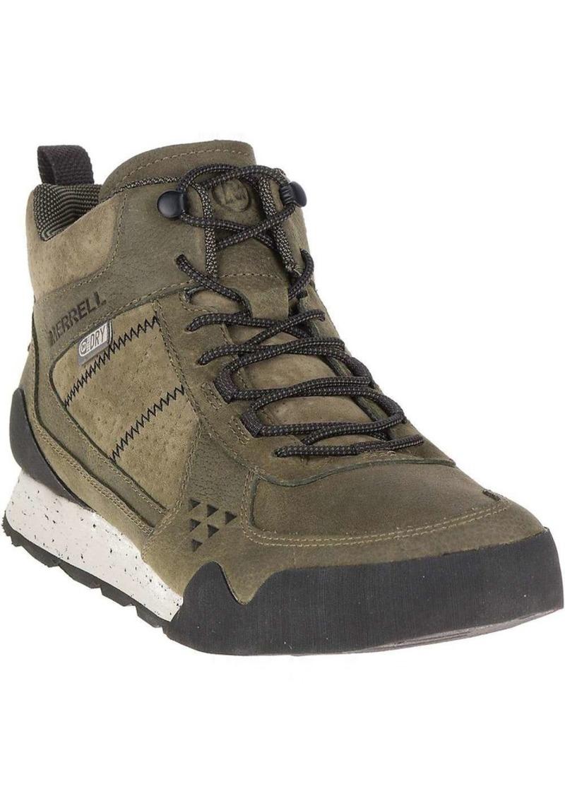 de23557f0aed8 Merrell Merrell Men's Burnt Rock Mid Waterproof Boot | Shoes