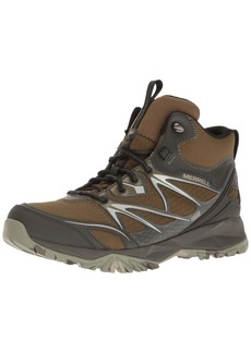 Merrell Men's Capra Bolt Mid Waterproof Hiking Boot   M US