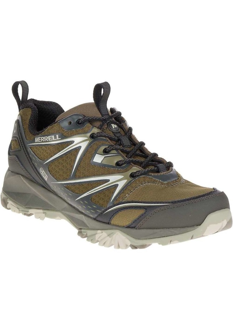 47cca641990fa SALE! Merrell Merrell Men's Capra Bolt Waterproof Shoe