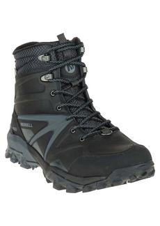 Merrell Men's Capra Glacial Ice+ Mid Waterproof Boot