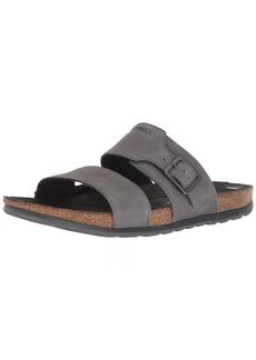 Merrell Men's Downtown Slide Buckle Sandal   Medium US