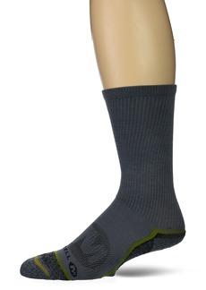 Merrell Men's Glove Crew Sock  m/l