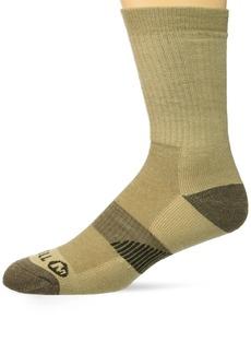 Merrell Men's 1 Pack Hiker Crew Sock  m/l