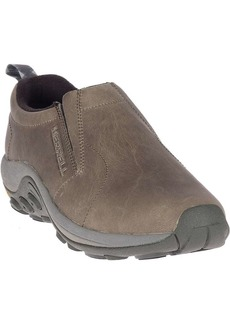 Merrell Men's Jungle Moc Leather Waterproof Ice+ Shoe