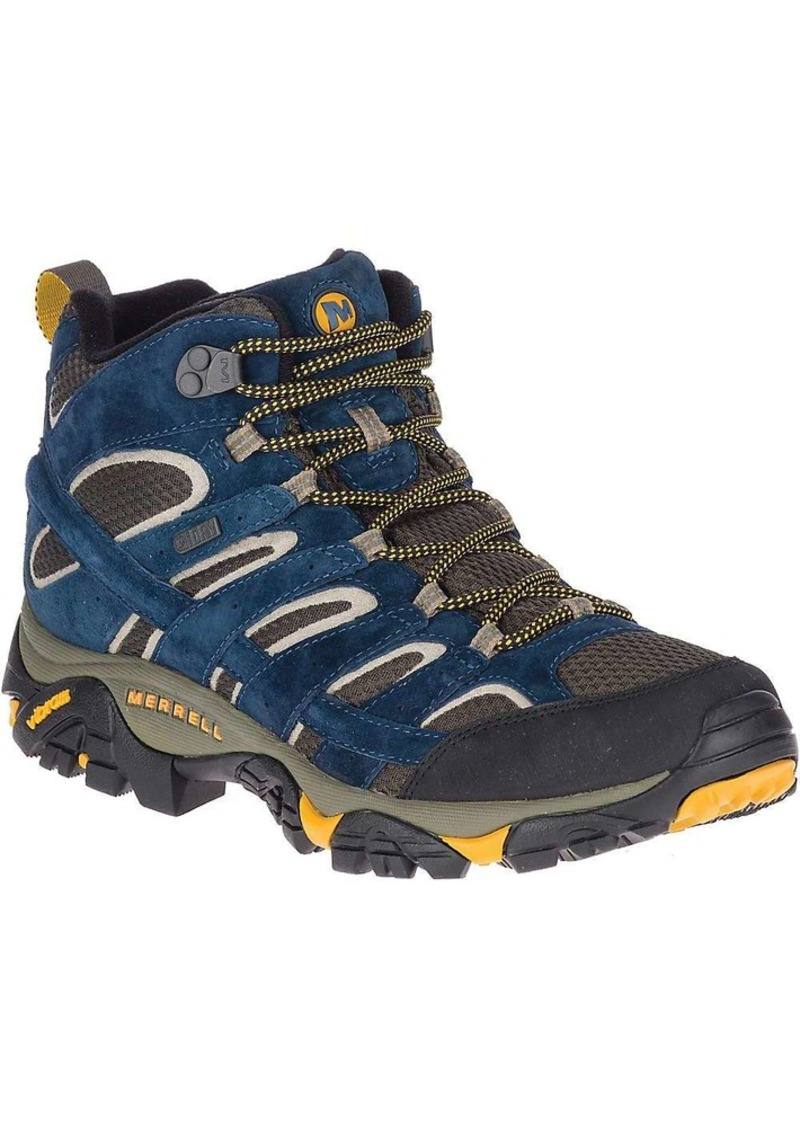Merrell Men's MOAB 2 Mid Waterproof Boot