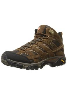 Merrell Men's Moab 2 Mid Waterproof Hiking Boot  11.5 M US