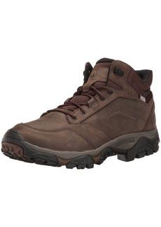 Merrell Men's Moab Adventure Mid Waterproof Hiking Boot   M US