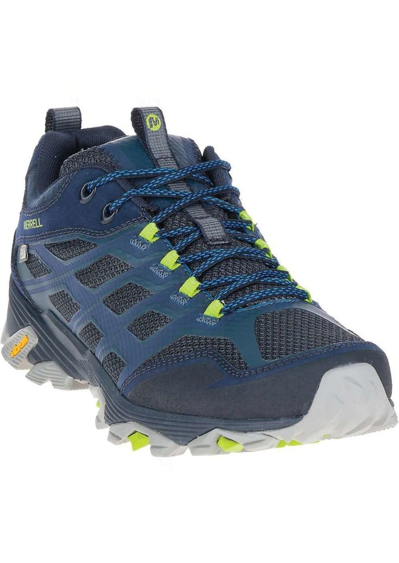 8cb771e1ae7f6 On Sale today! Merrell Merrell Men's MOAB FST Waterproof Shoe