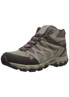 Merrell Men's Pulsate 2 MID LTR Waterproof Hiking Shoe  0 M US