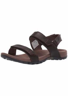 Merrell Men's SANDSPUR Backstrap Leather Slipper  0.0 M US