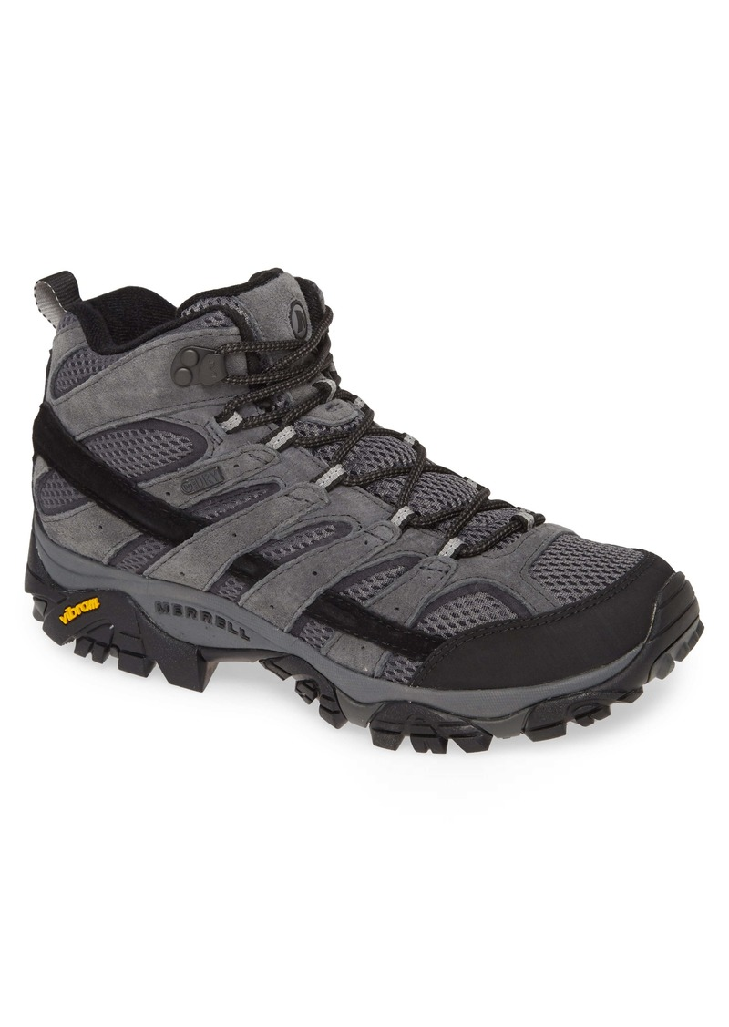 Merrell Moab 2 Mid Waterproof Hiking Shoe (Men)