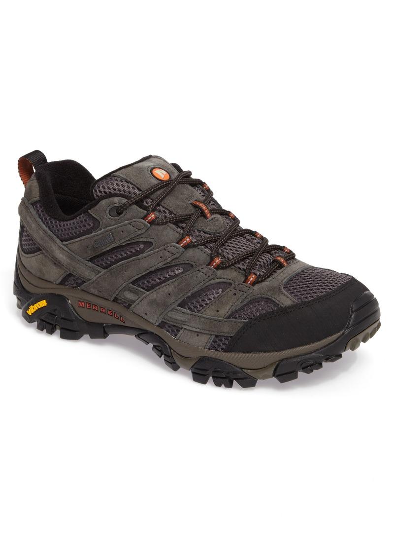 Merrell Moab 2 Waterproof Hiking Shoe (Men)