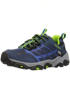Merrell Moab FST Low Waterproof Sneaker (Little Kid/Big Kid)