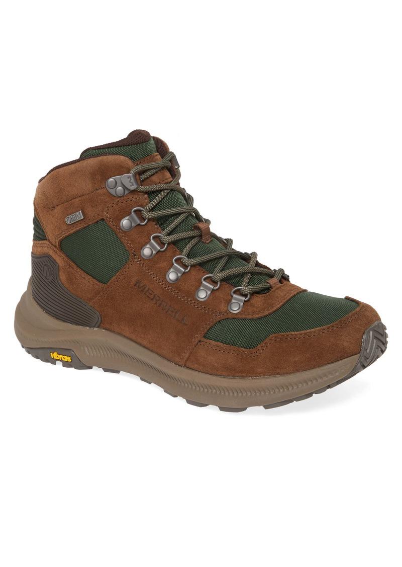 Merrell Ontario 85 Mid Waterproof Hiking Shoe (Men)