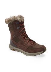 Merrell Ontario Faux Fur Lined Waterproof Boot (Women)