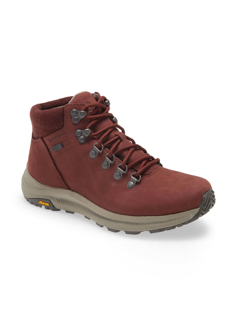 Merrell Ontario Mid Waterproof Hiking Shoe (Women)