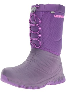 Merrell Snow Quest Lite Waterproof Snow Boot (Little Kid/Big Kid)