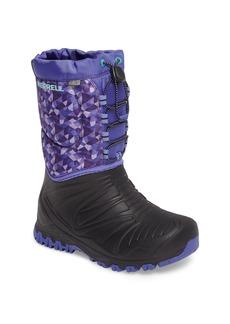 Merrell 'Snow Quest' Waterproof Boot (Toddler, Little Kid & Big Kid)