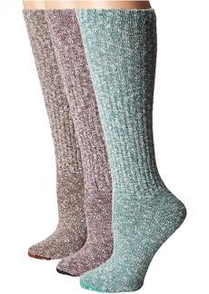 Merrell Stowe Knee High Socks 3-Pair Pack
