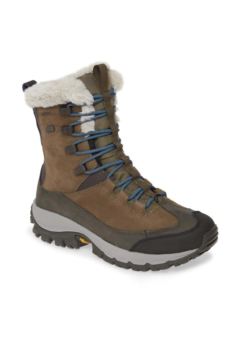 Merrell Thermo Rhea Mid Waterproof Boot (Women)